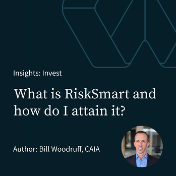 What is RiskSmart and how do I attain it?