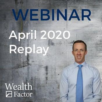 WealthFactor April 2020 Review