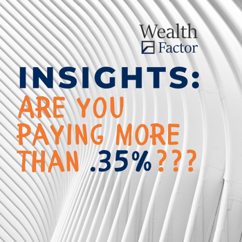 Why are you paying more and increasing your risk?