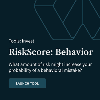 RiskScore: Behavior