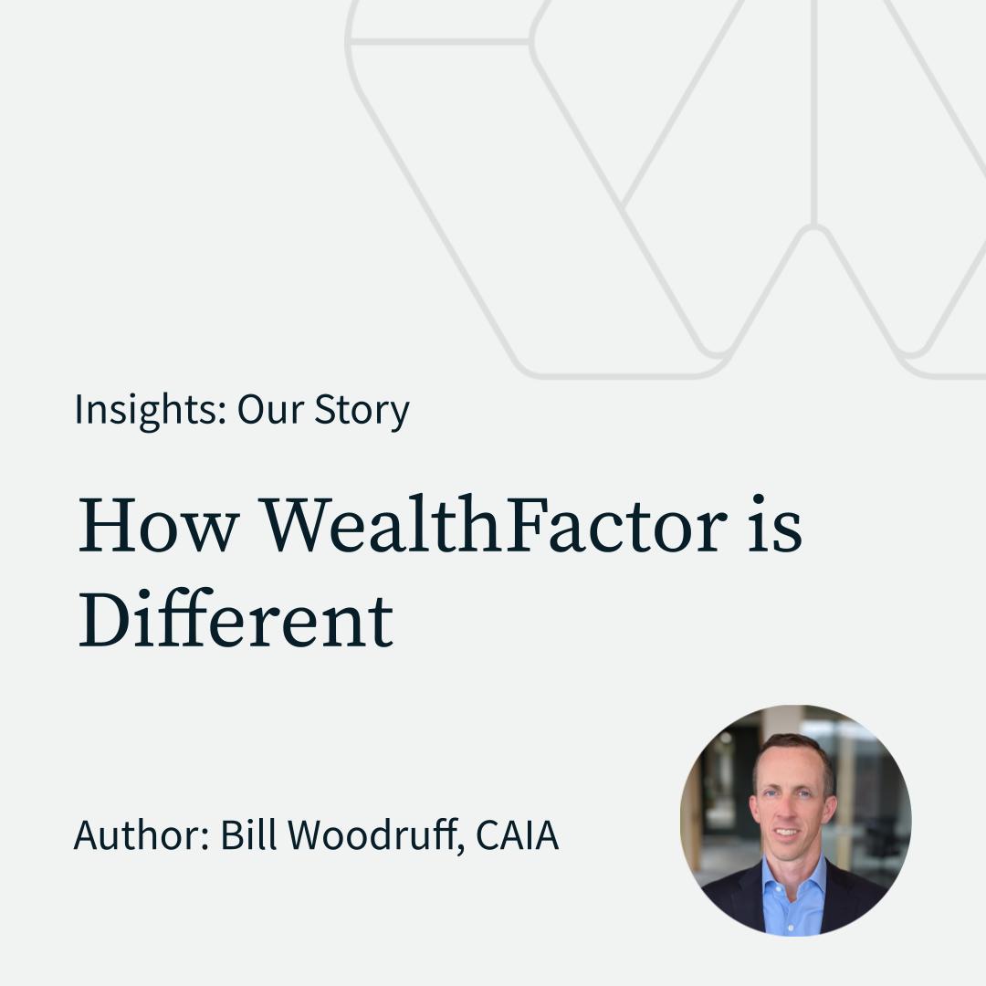 How WealthFactor is Different