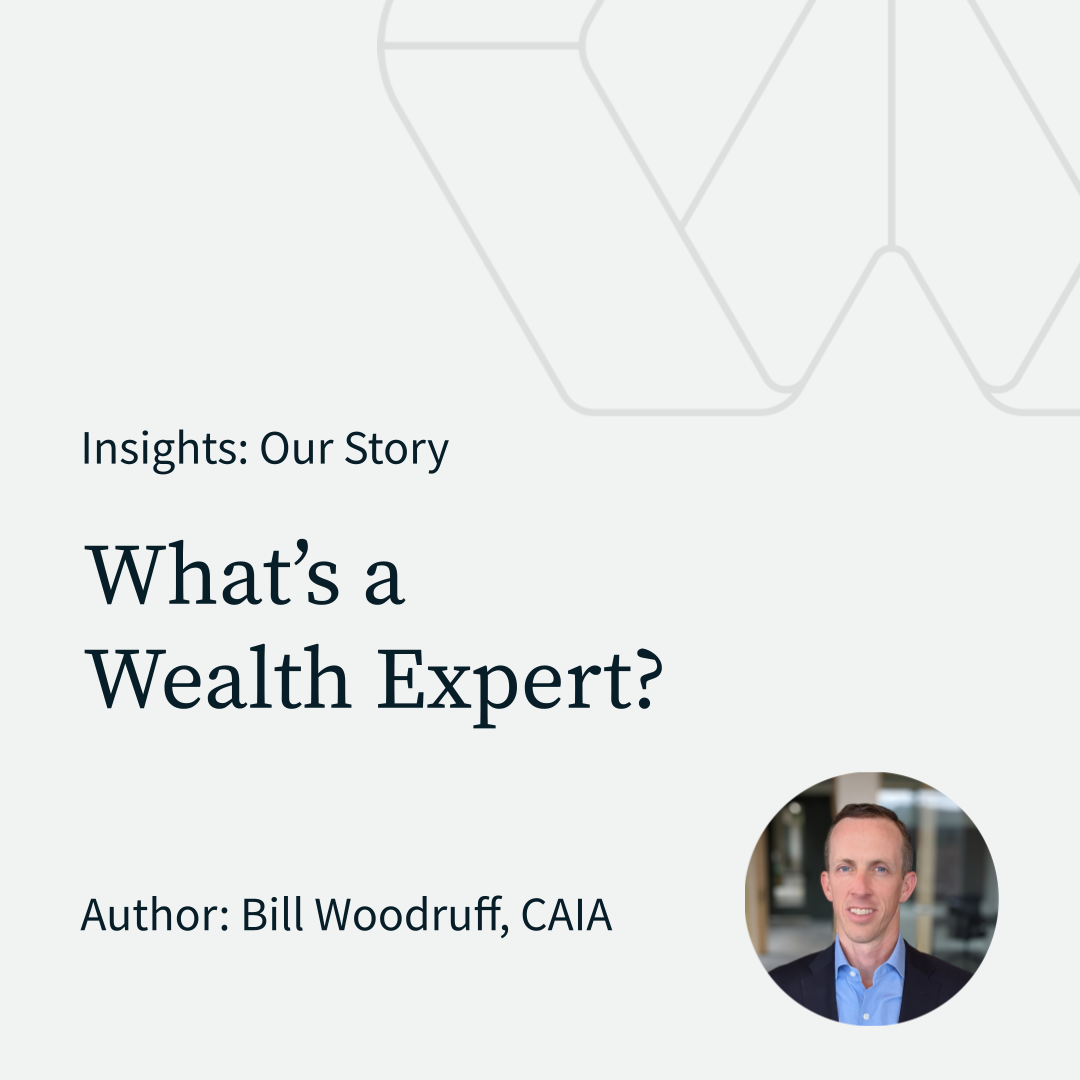 What's a Wealth Expert?