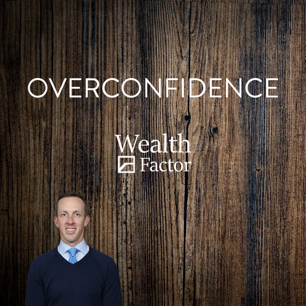 Beware of Overconfidence Bias