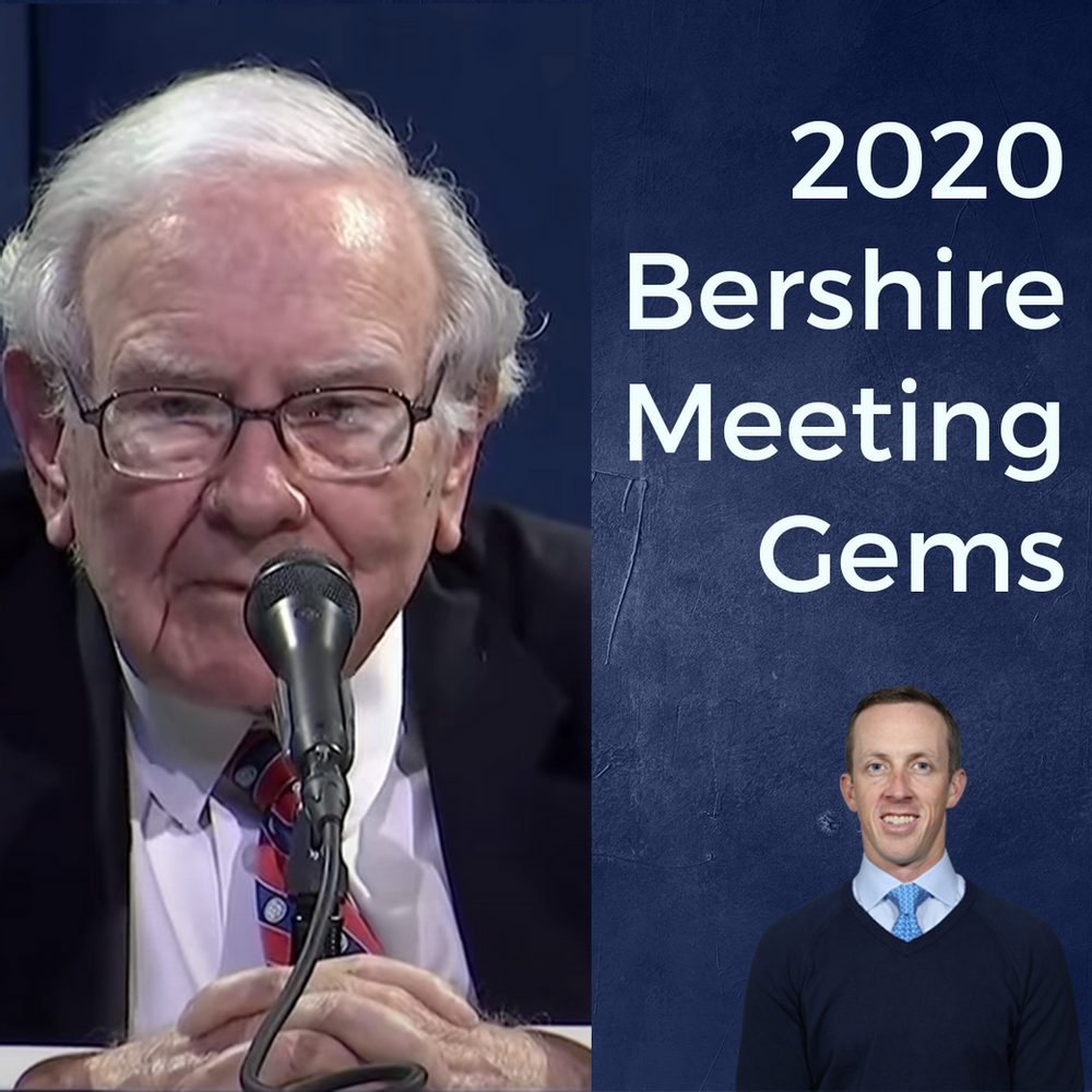 2020 Berkshire Shareholder Meeting Key Takeaways