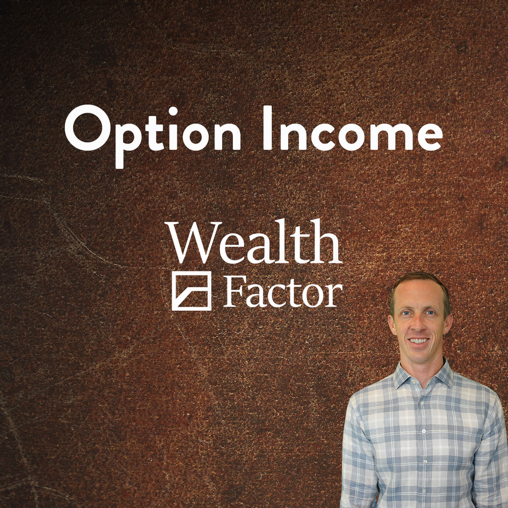 Using Options for Income