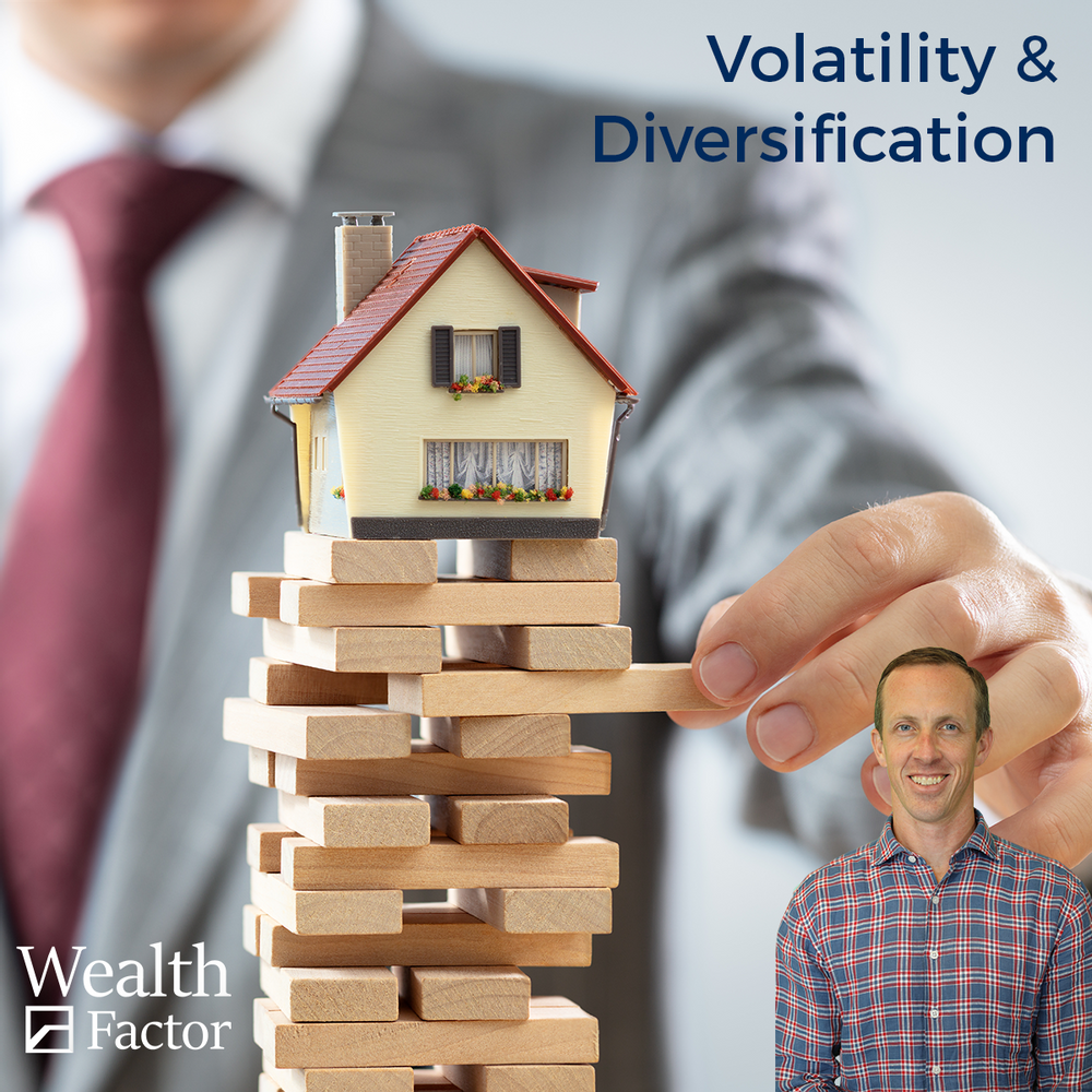 Reducing market volatility through diversification
